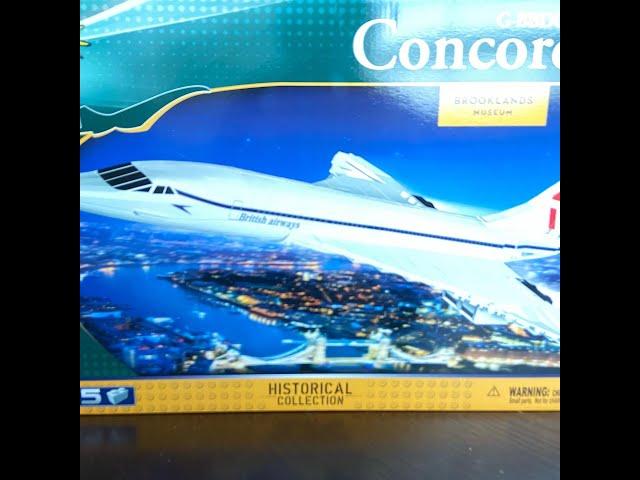 Cobi® 1917 Concorde - Ein schönes Modell eines schönen Fliegers