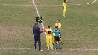 Eccellenza Girone B - Foiano-Baldaccio Bruni 0-2