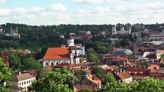 VILNIUS / VILNA - Lituania / Lithuania - Turismo, tourism, tour,  travel, Lietuva TRAVEL_VIDEO