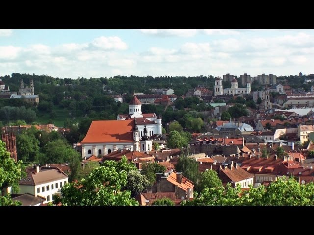 VILNIUS / VILNA - Lituania / Lithuania - Turismo, tourism, tour,  travel, Lietuva Videos De Viajes