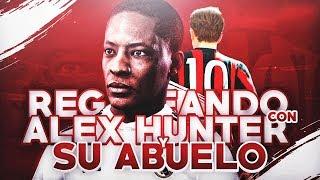 Golazos con ALEX Hunter y su abuelo Jim en FIFA 19 Online -