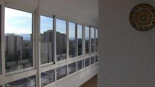 Косметический ремонт квартиры в Малаге (Испания).(Выравнивание стен, шпаклевка и покраска квартиры в Малаге (Испания)., 2013-10-23T19:58:59.000Z)