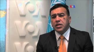 Militar venezolano pide protección de la ONU