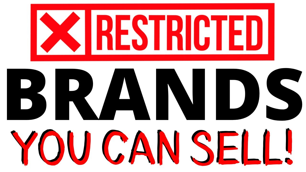 Selling Amazon Restricted Brands | Finding Products You Can Sell In 2020