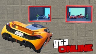 РПГ, МАШИНЫ, ДЫРКИ НОВЫЙ ЦАРЬ ГОРЫ В GTA 5 ONLINE GTA 5 Смешные моменты
