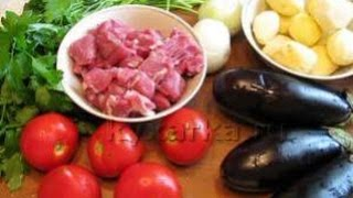 Чанахи(Чанахи - традиционное блюдо грузинской кухни. Попробуйте приготовить! Подробный рецепт здесь - http://kyxarka.ru/news/..., 2015-12-05T18:02:06.000Z)