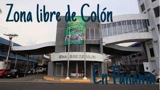 Zona libre de colon en Panamá   Nicole Mata