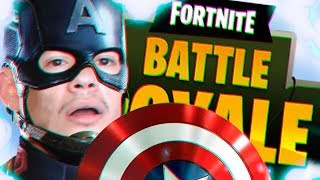 I MANAGED TO SAVE THE UNIVERSE | Fortnite