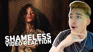 CAMILA CABELLO- SHAMELESS REACTION! | E2 REACTS