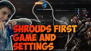 Shroud Plays COD Black Ops 4 Battle Royale DUO w Lirik Highlights