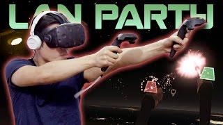 VR Drone Blaster - Space Pirate Trainer