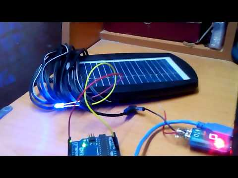LiFi with Solar panel and headphone jack
