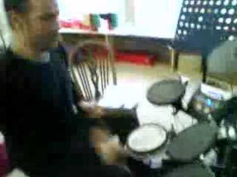 Andy Bull Drumming