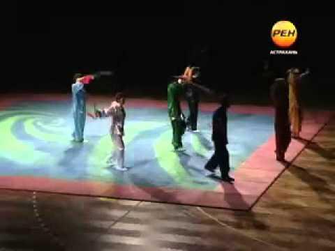 Фестиваль боевых искусств 2009 г. Часть 2