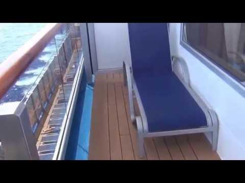Carnival breeze Grand Suite Cabin 7321