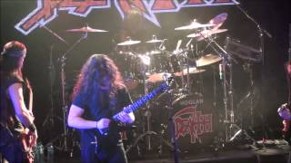 Death To All - Leprosy & Left To Die Live @ Sticky Fingers, Gothenburg 2015