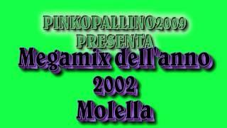 Megamix dell'anno 2002 Molella