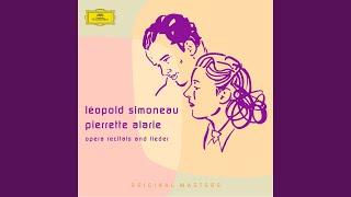 Mozart: Die Verschweigung: Sobald Damötas Chloen sieht, K.518