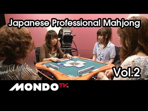 The Game of Saki and Akagi: Mondo Women's Mahjong Championship Vol.2