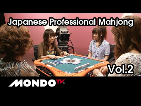 The Game of Saki and Akagi: Mondo Women's Mahjong Championship Vol.2