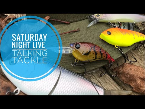 Saturday Night Live: 6th Sense Baitman Box Update and More News! Let's talk tackle