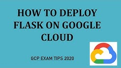Deploying Flask on Google Cloud with IAP | (Identity Aware Proxy)  in 5 minutes