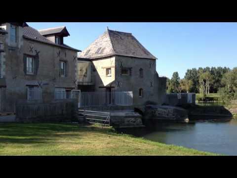 Le Moulin de Villevêque