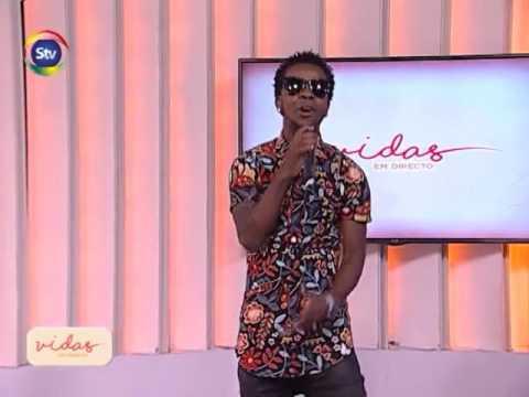 Marius- Nao sou de Confessar Tv Program Mozambique