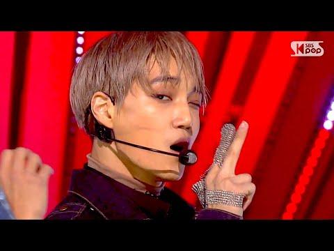 EXO(엑소) - Love Shot @인기가요 Inkigayo 20181216