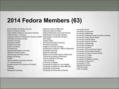 Fedora 4 :Introduction and Overview
