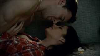 Rookie Blue - 4x9 - Nick and Andy get it on
