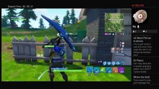 Nouveau blue Striker Skin Gameplay Fortnite Fortnite