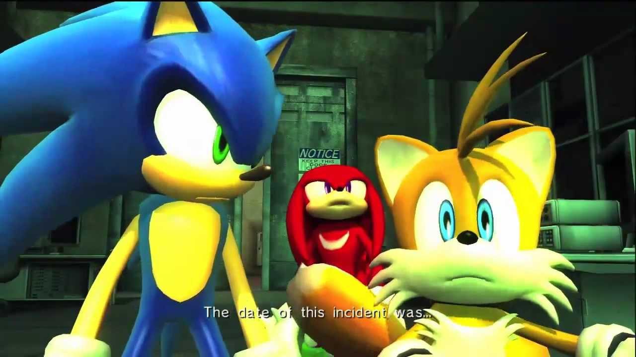 Sonic der Hegdehog ist schwul