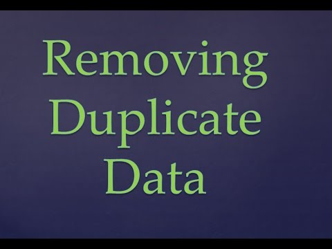 R Programming|| Identifying duplicate rows in dataset and removing them