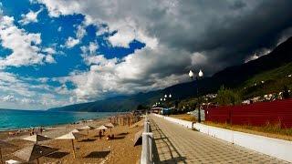 Обзор путешествия в Абхазию / Travel to Abkhazia