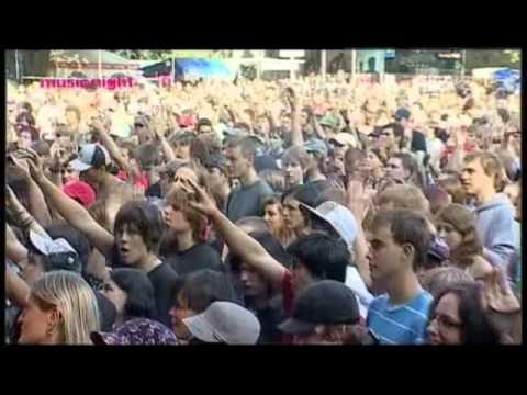 Shakra Live Open Air Switzerland (2007)