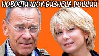 Кончаловский признался, как избежал развода с Высоцкой. Новости шоу-бизнеса России.
