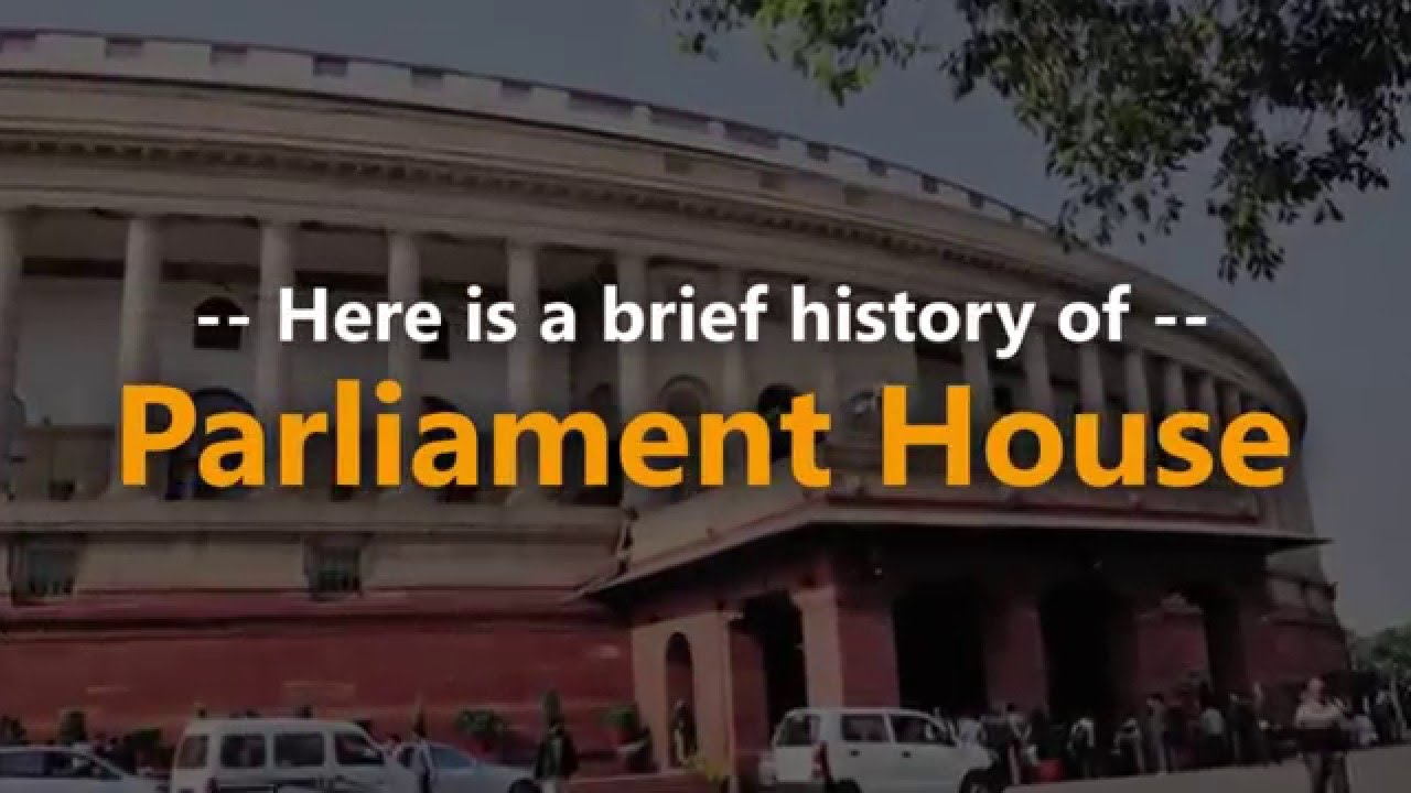 who designed the indian parliament building