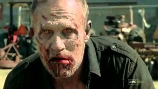 the walking dead Merle