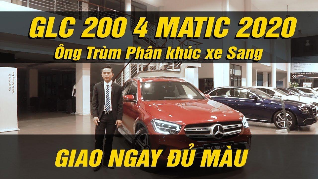 ✔️Mercedes GLC 200 4Matic 2020 Ông Vua Xe Sang  GLC 200 4Matic  Đang Là Cơn Sốt Thị Trường Xe Sang