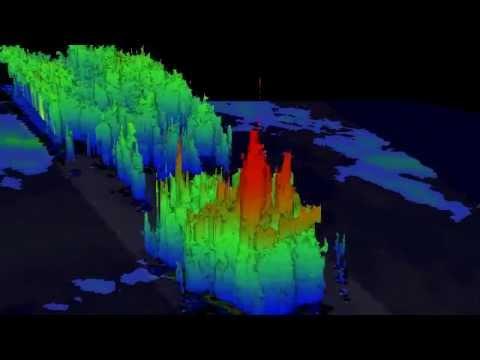 Tropical Cyclone Jack in Satellite 3-D