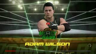 WWE 2k17 acw money in the bank full show