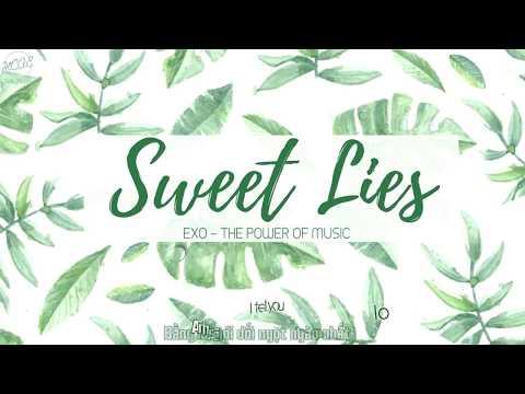 [Kara+Vietsub] SWEET LIES - EXO