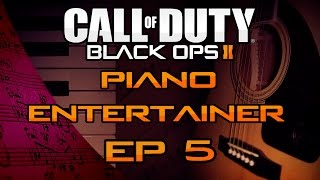 "Call of Duty: ""The Piano Entertainer"" Ep. 5 – Instrumental TDM"