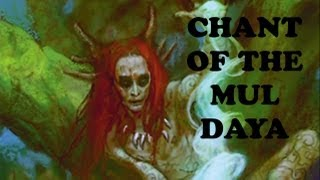 Magic 2014 - Chant Of The Mul Daya Deck/library Build