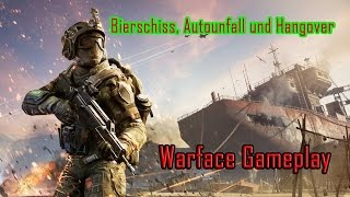 Autounfall, Bierschiss und Hangover - Azubievent | Warface Gameplay