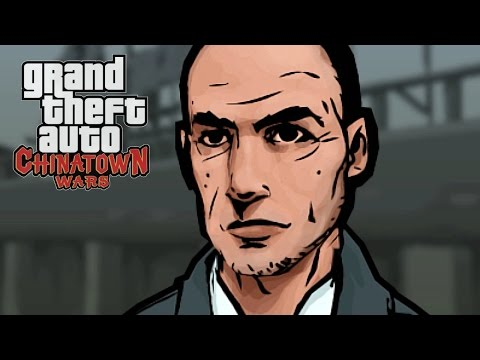 GTA Chinatown Wars - Mission #31 - Missed The Boat?