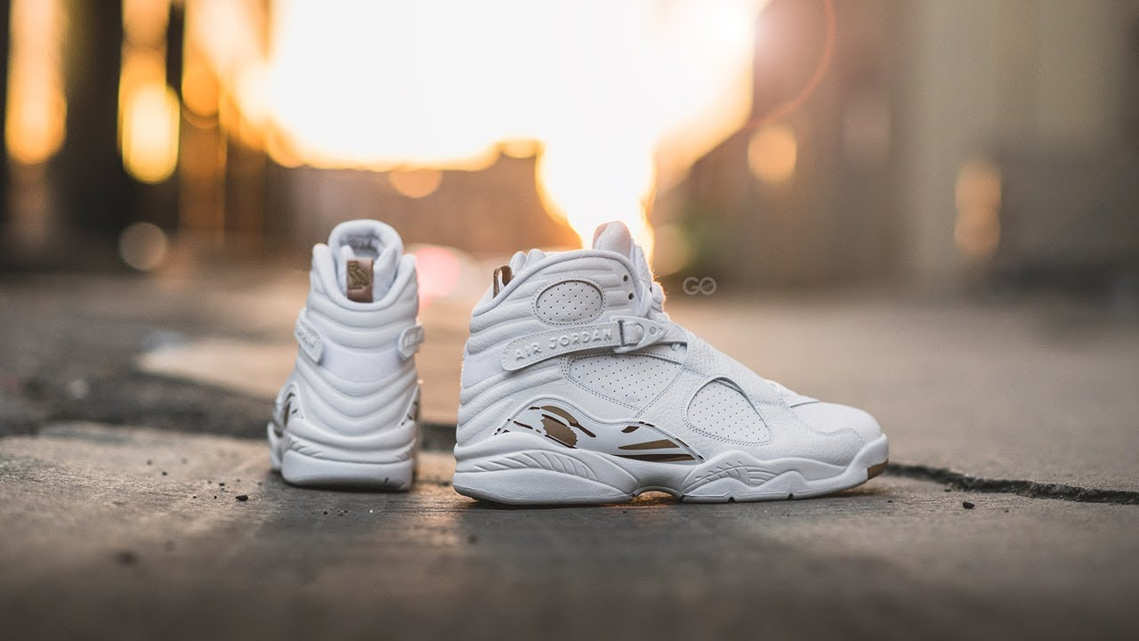 b0deeca1ae411e Review   On-Feet  Air Jordan 8 Retro OVO