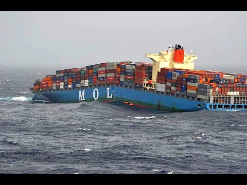 Maritime Industry Today:  MY BOX IS ON FIRE! and SINKING! and FALLEN OFF! - April 22, 2021