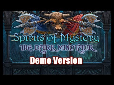 Spirits of Mystery 3: Dark Minotaur w/YourGibs - Beta Survey Demo - Preview - Gameplay